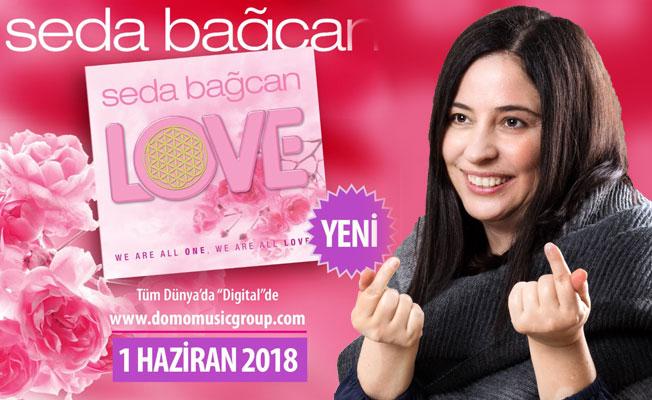 Seda Bağcan'ın 'Love' Albümü Müzik Platformlarında