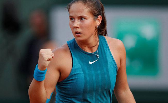 Tenisin Yeni Yıldızı Darya Kasatkina