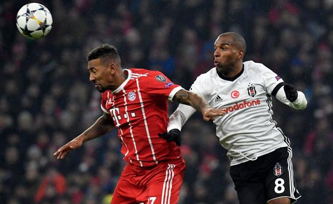 UEFA, Beşiktaş'a 34 bin euro para cezası verdi