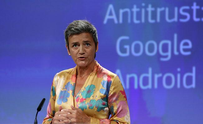 Google'a AB'den rekor ceza