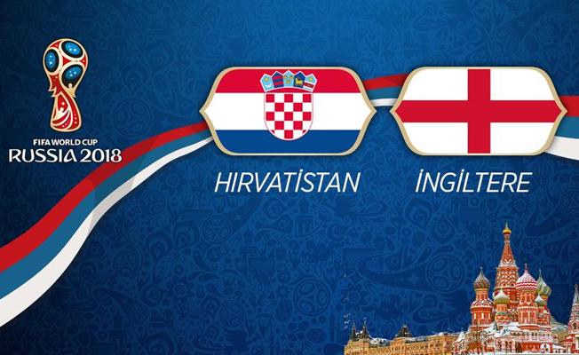 Hırvatistan ile İngiltere 8. randevuda
