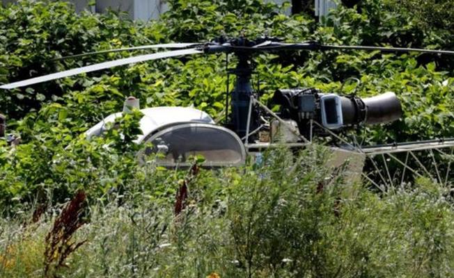Ünlü gangster silahlı kişiler eşliğinde helikopterle cezaevinden kaçtı