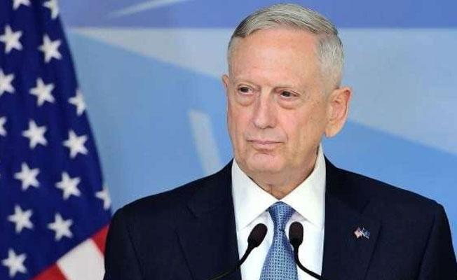 ABD Savunma Bakanı Mattis'ten Son Dakika Münbiç Açıklaması