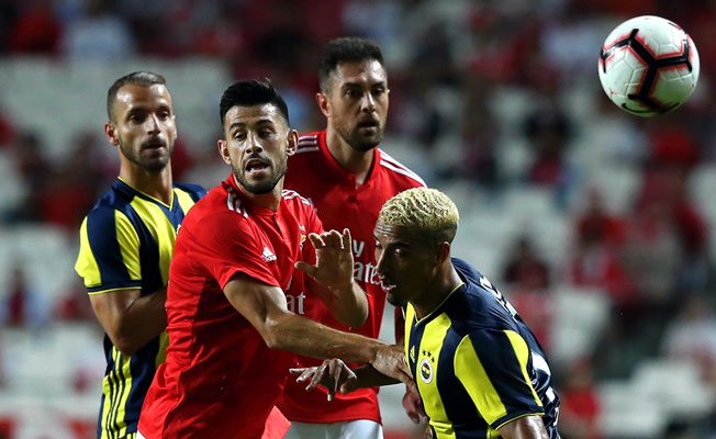 Benfica: 1 - Fenerbahçe: 0