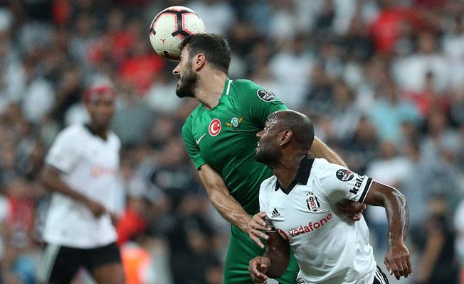 Beşiktaş, Aksihar'a puan vermedi