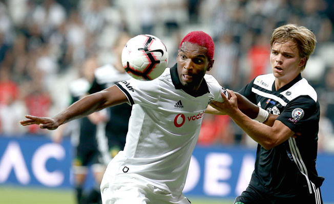 Beşiktaş, UEFA Avrupa Ligi'nde 3. ön eleme turuna yükseldi