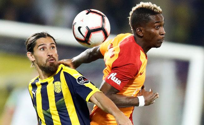Galatasaray, Ankaragücü Deplasmanında Sezona İyi Başladı