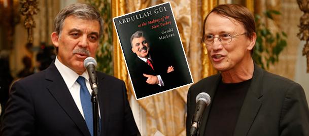 Abdullah Gülü anlatan kitap Londrada tanıtıldı