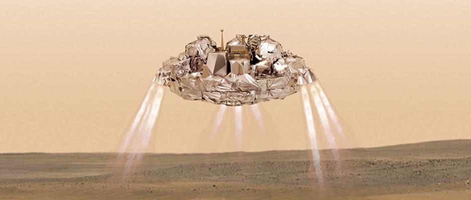 Mars'a giden Schiaparelli'den kötü haber