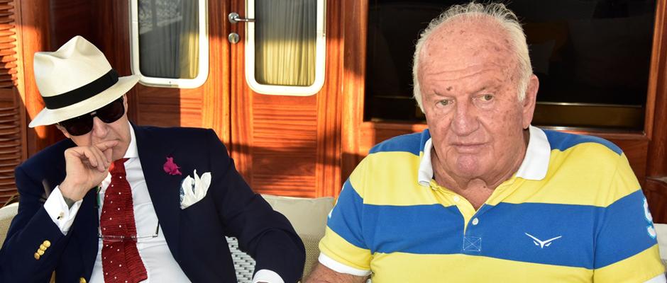 Ali Şen'den Fenerbahçe için Aziz Yıldırım çıkışı