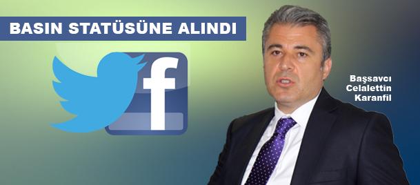 Facebook ve Twitterda artık atış serbest değil!