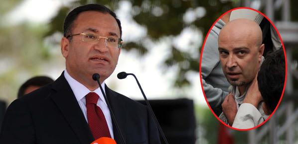 Başbakan Yardımcısı Bozdağ'a saldırı