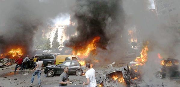 Beyrut'ta ölü sayısı 14'e yükseldi