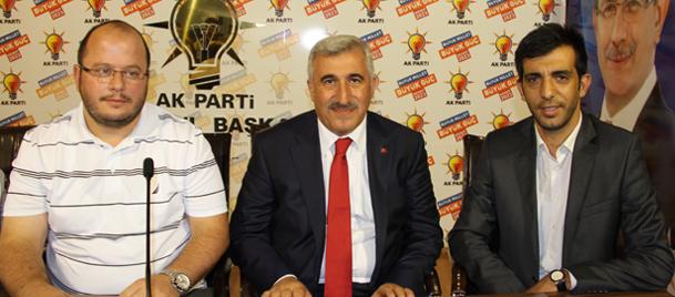 DHMİ Başkanı Orhan Birdal Aday Adayı oldu