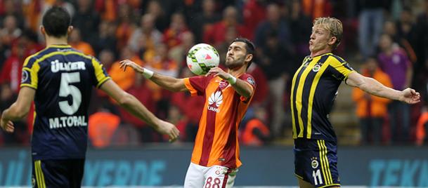 Galatasaray, Fenerbahçe derbesini Sneijder'le...