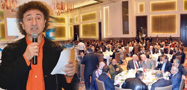 Hüseyin Özer Adana'da konferans verdi