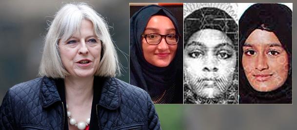 İngiliz Bakan IŞİDci kızlar ve THY için konuştu