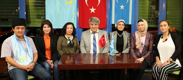İngiltere'de 'Türk Dünyası Dayanışma Platformu' kuruldu