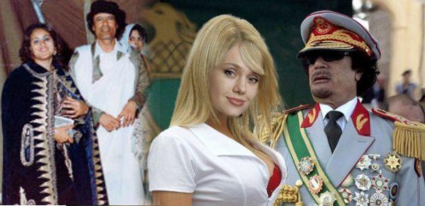 Kaddafi'nin 'seks köleleri'