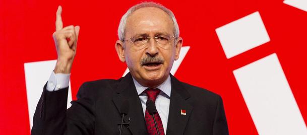 Kılıçdaroğlu partisinin seçim bildirgesini açıkladı