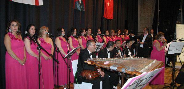 Londra'da Türk Sanat Müziği ziyafeti