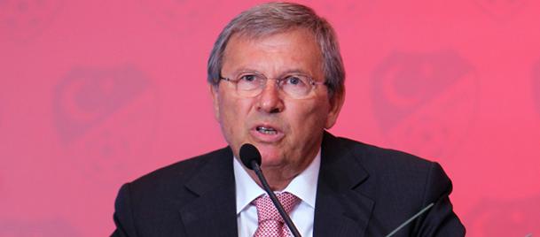 MHK Başkanı Zekeriya Alp'ten FIFA açıklaması