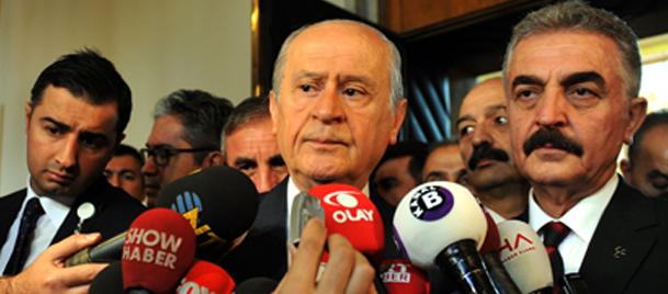 MHP, Cumhuriyet Resepsiyonuna katılmayacak