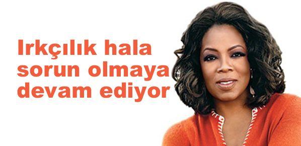 Oprah Winfrey'e ırkçı ima iddiası