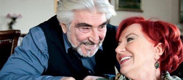 Özyağcılar çifti 44. yıllarını kutladılar