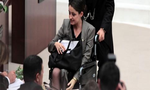 Pavey: Protez bacağımla beni baş başa bırakın