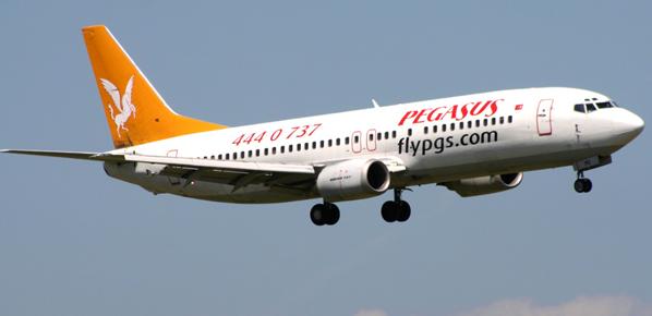 Pegasusu Havayolları'nda skandal