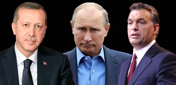 Erdoğan, Putin ve Orban otokrat mı?