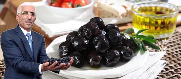 Ramazan öncesi Sofralık zeytine zam yok