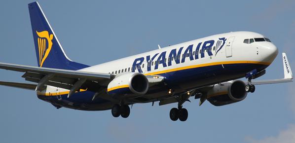 Ryanair'in yeni hedefi Türkiye