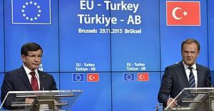 AB'den Türkiye'ye 3 milyar EURO geliyor