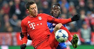 Bayern Münih: 4 Olympiakos: 0
