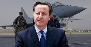 bDavid Cameron düşürülen uçak için.../b