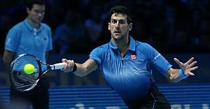 Djokovic, Londra'da sürprize izin vermedi