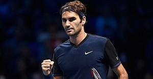 Federer, Djokovic'in üç yıllık serisine son verdi