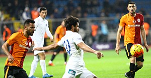 Kasımpaşa-Galatasaray maçı berabere bitti