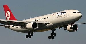 THY uçağı Roma'ya acil iniş yaptı