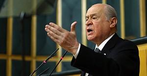 Bahçeli, Rusya'ya karşı Erdoğan'ı savundu