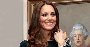 Kate Middleton'a, Nişantaşı'ndan elbise