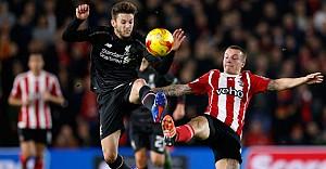 Liverpool Lig Kupası'nda 'farklı' turladı
