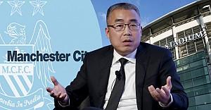 Manchester City Kulübü'ne Çinli ortak