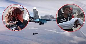 Rusya, Suriye'de 'Savaş Suçu' işliyor!
