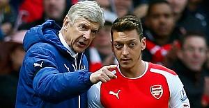 Wenger, Mesut Özil'i bakın neye benzetti!