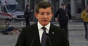 Başbakan Davutoğlu saldırının failini açıkladı