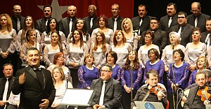 Vatan Korosu'ndan Kıbrıs'ta anlamlı konser