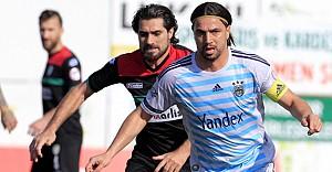 Amed Sportif ile Fenerbahçe yenişemedi